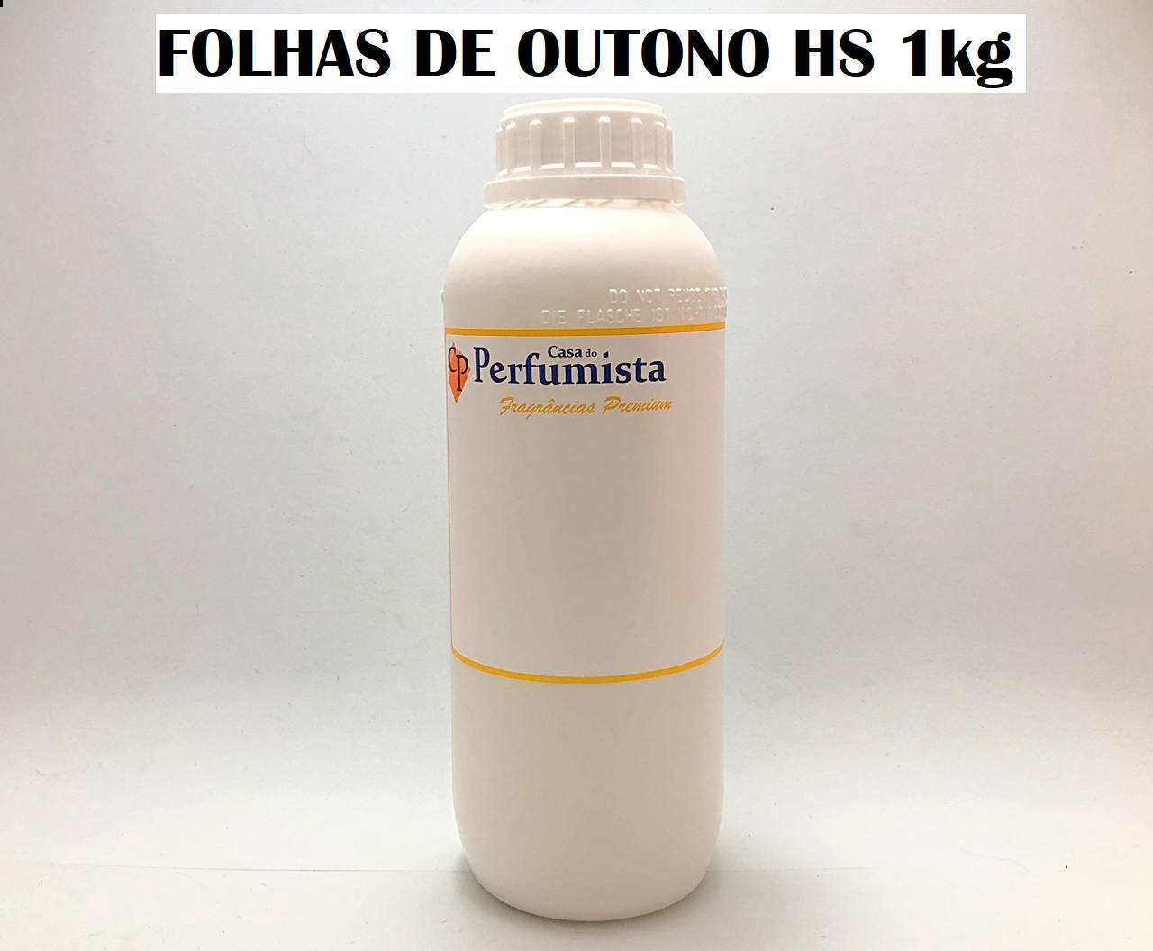 FOLHAS DE OUTONO HS - 1kg