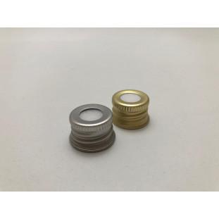 Tampa Difusor Alumínio - Rosca 18mm (unidade) - Cores