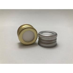 Tampa Difusor Alumínio - Rosca 24mm (unidade) - Cores
