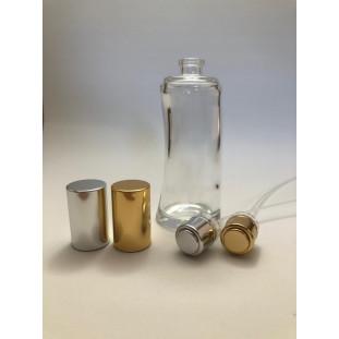 Conjunto Frasco Vidro Recrave Angel (frasco + válvula) - 50ml - T.15mm