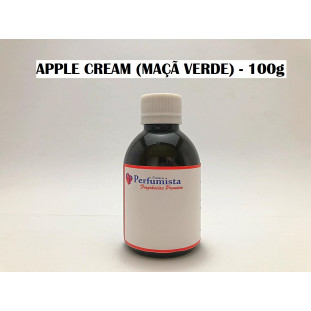 APPLE CREAM (MAÇÃ VERDE) - 100g