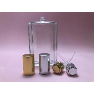 Conjunto Frasco Vidro Recrave Classic (frasco + válvula) - 100ml - T.15mm