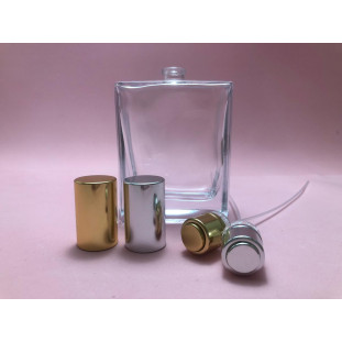 Conjunto Frasco Vidro Recrave Hugo (frasco + válvula) - 100ml - T.15mm