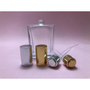 Conjunto Frasco Vidro Recrave Hugo (frasco + válvula) - 50ml - T.15mm