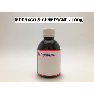 MORANGO & CHAMPAGNE - 100g